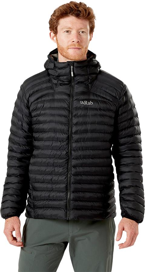 Rab Cirrus Alpine Hooded Insulated Jacket, S Black