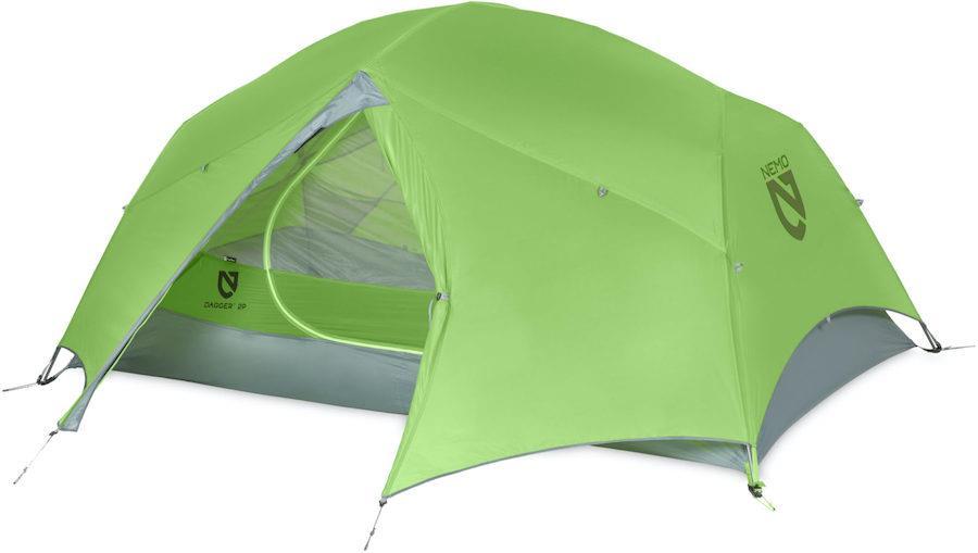 Nemo Dagger 2 Ultralight Backpacking Tent, 2 Man Birch Leaf