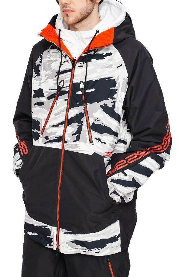 thirtytwo TM Ski/Snowboard Jacket M White/Camo