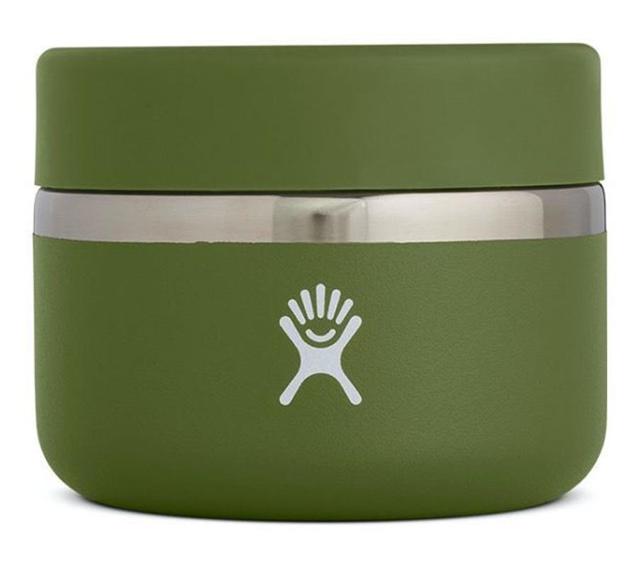 Hydro Flask Insulated Food Jar Meal Container, 12oz Olive