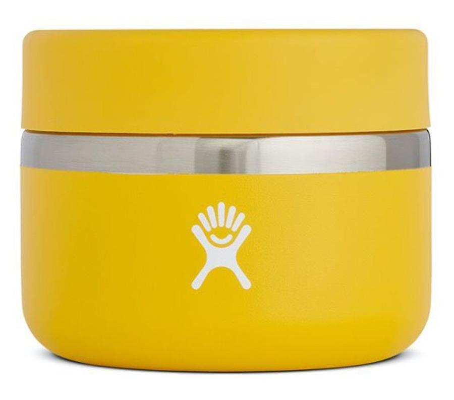 Hydro Flask Insulated Food Jar Meal Container, 12oz Sunflower