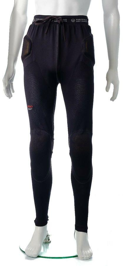 Forcefield Pro X-V 2 Air Body Armour / Base Layer Pants, L Charcoal