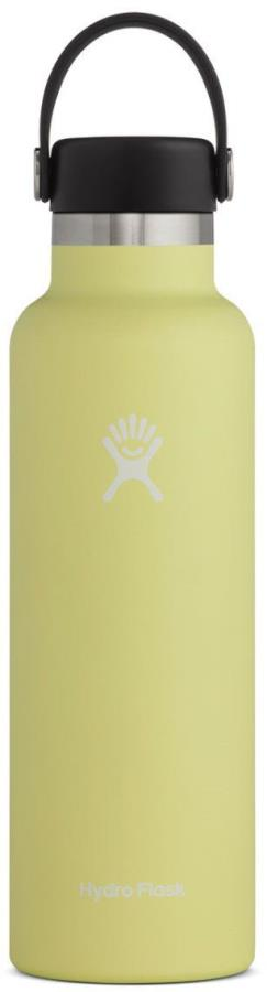 Hydro Flask 21oz Standard Mouth With Flex Cap, 21oz Pineapple