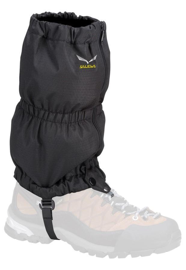Salewa Hiking Boot Gaiter, M Black