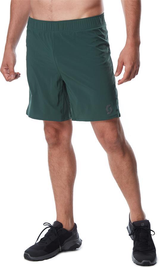 Scott Trail Run LT Men's Sports/Running Shorts, M Smoked Green