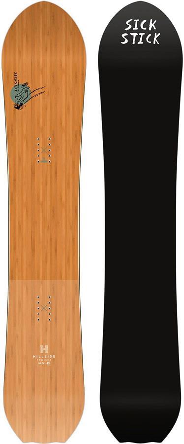 Salomon Sick Stick Hybrid Camber Snowboard, 157cm 2021