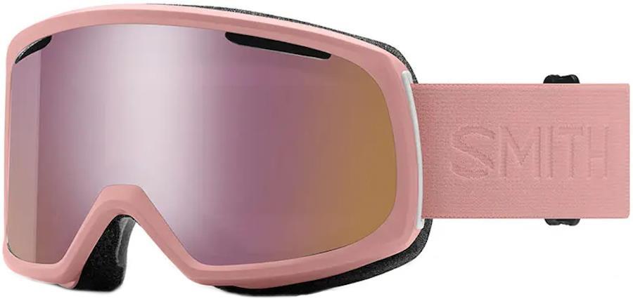 Smith Womens Riot Rock Salt, Cp Ed Rose Gold Women's Snowboard/Ski Goggles, M