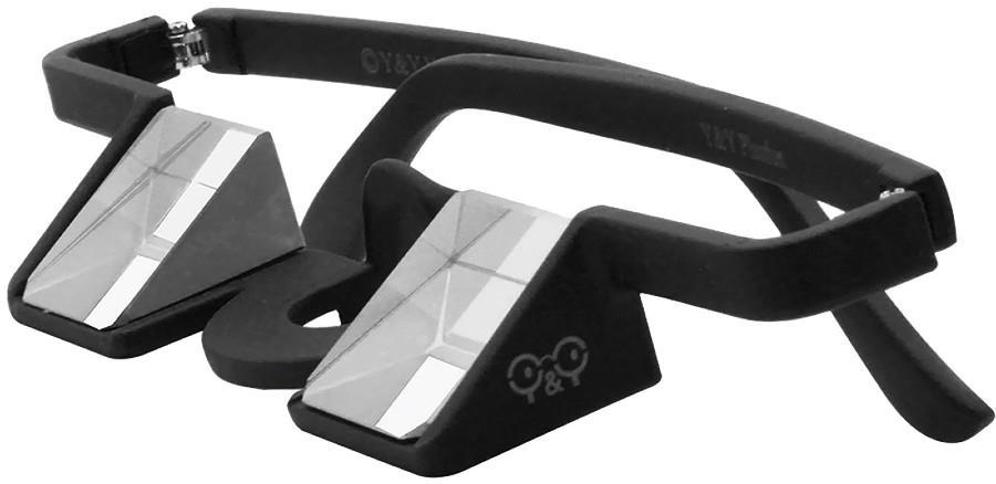 Y&Y Belay Glasses Plastic Climbing Glasses OS Black