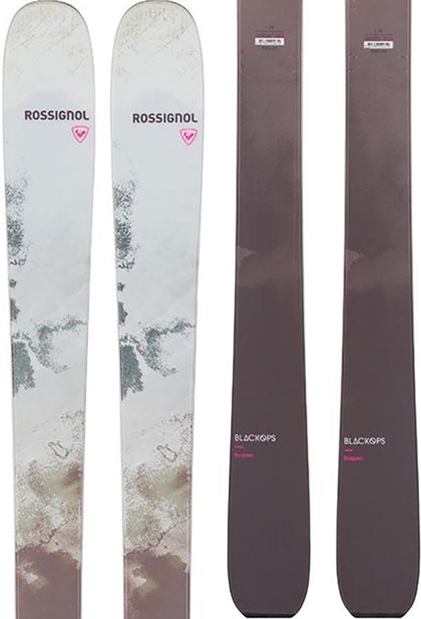 Rossignol Blackops W Stargazer Ski Only Women's Skis, 162cm Purple