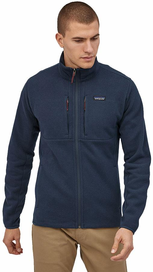 Patagonia Lightweight Better Sweater Fleece Jacket S New Navy