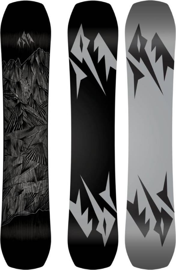 Jones Ultra Mountain Twin Hybrid Camber Snowboard, 157cm 2021