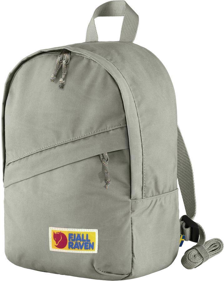 Fjallraven Vardag Mini Small Backpack/Kids' Rucksack, 6.5L Fog