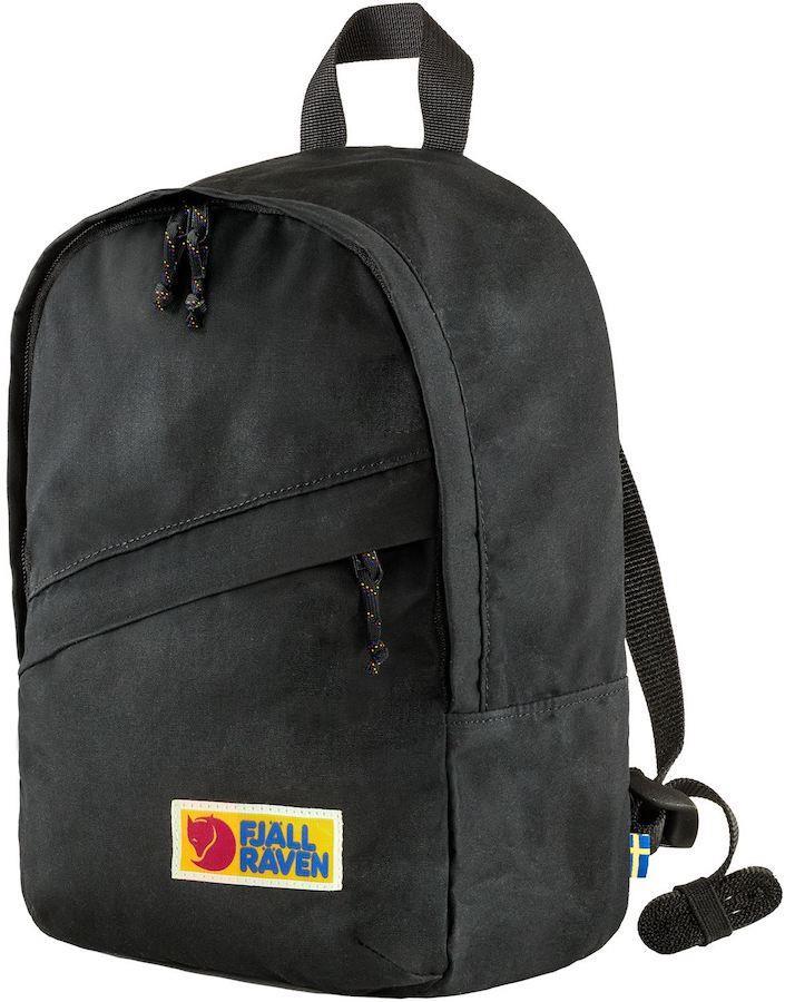 Fjallraven Vardag Mini Small Backpack/Kids' Rucksack, 6.5L Black