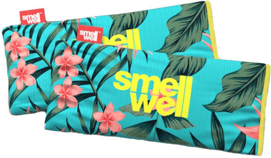 SmellWell Active XL Freshener Inserts Odour Eliminator, Tropical