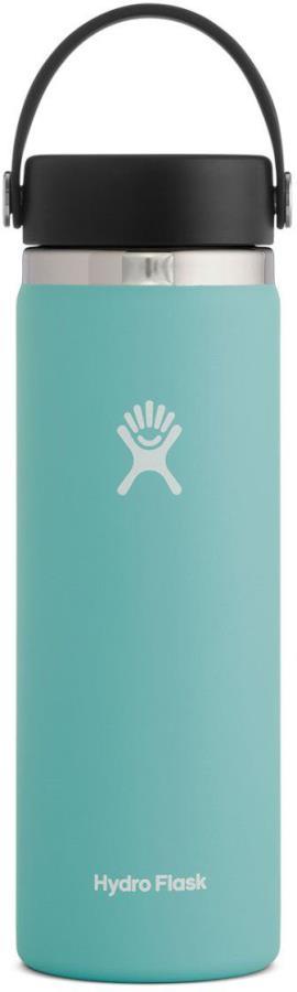 Hydro Flask 20oz Wide Mouth With Flex Cap 2.0 Water Bottle, Alpine