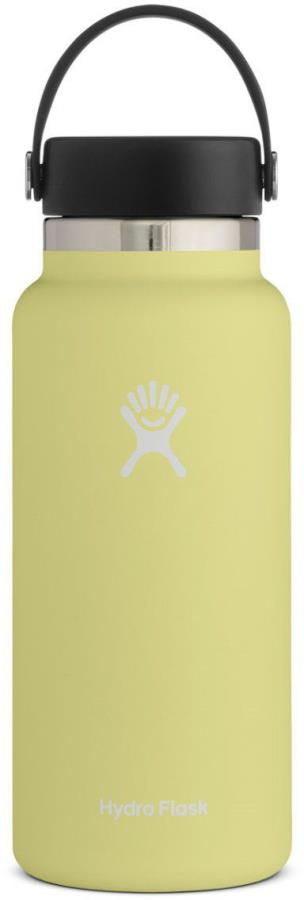 Hydro Flask 32oz Wide Mouth With Flex Cap 2.0 Water Bottle Pineapple