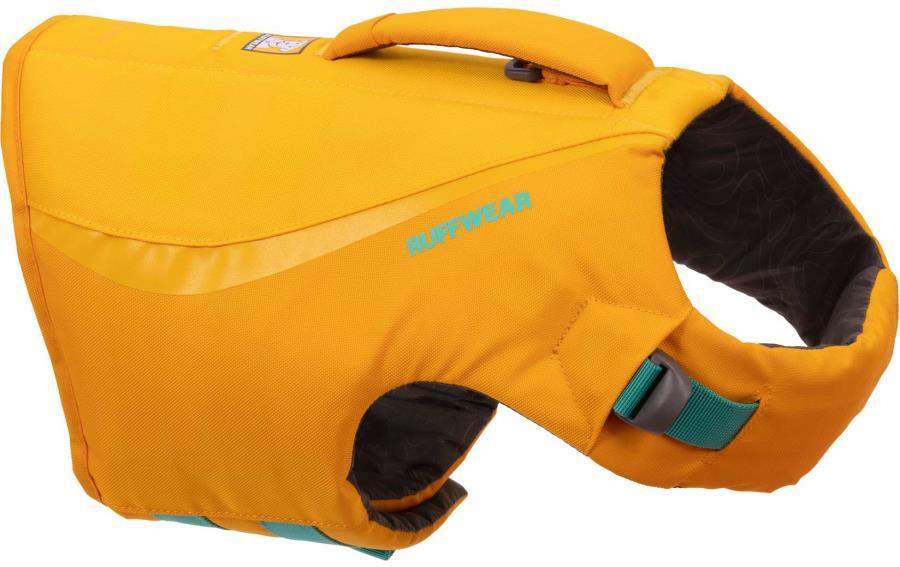 Ruffwear Float Coat Life Jacket Dog Buoyancy Aid XL, Wave Orange