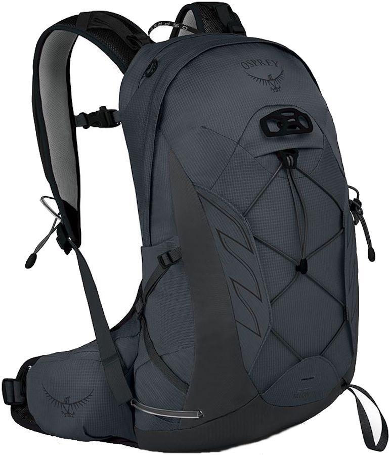 Osprey Talon 11 S/M Multi-Activity Backpack, 9L Eclipse Grey
