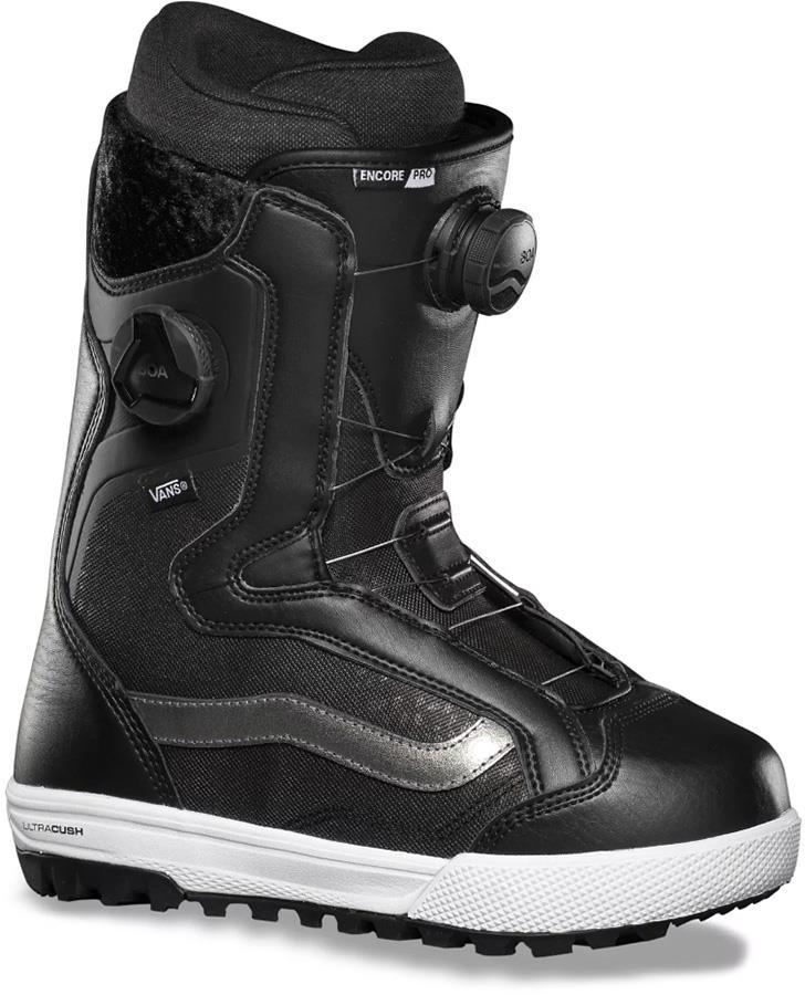Vans Encore Pro Boa Focus Women's Snowboard Boots, UK 5 Black 2021