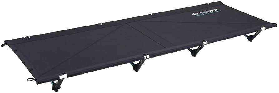 Helinox Cot Max Convertible Lightweight Compact Camp Bed, Single