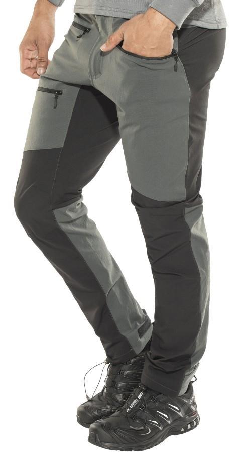 Haglofs Rugged Flex Pant Regular Hiking Trousers, L Magnetite