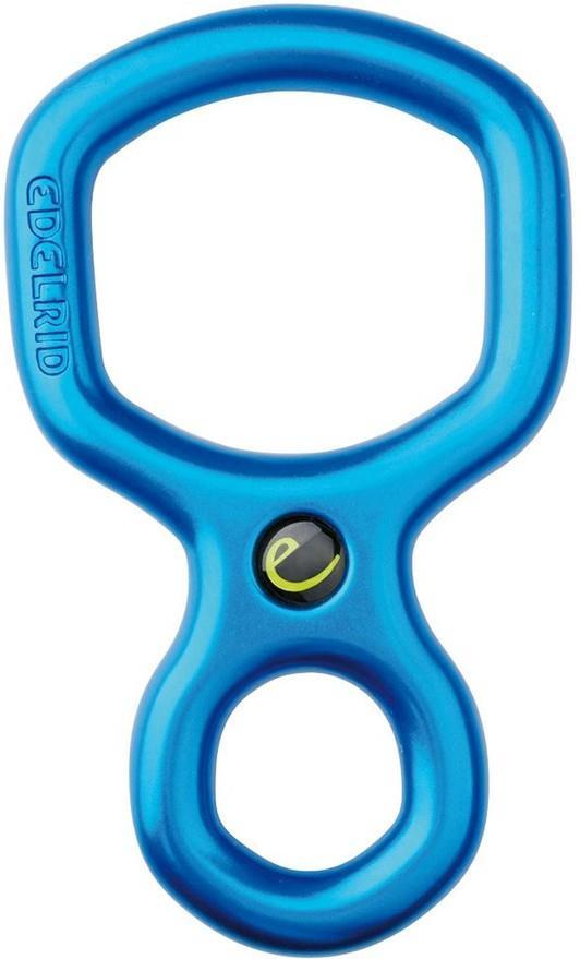 Edelrid Bud Belay/Rappel Device Royal Blue