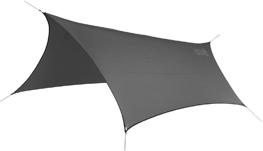 Eno ProFly Rain Tarp Waterproof Hammock Cover, Grey