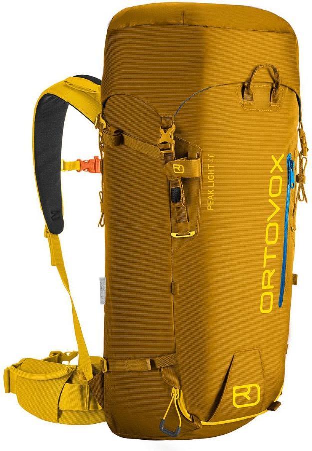 Ortovox Peak Light 40 Climbing & Mountaineering Pack 40L Yellowstone