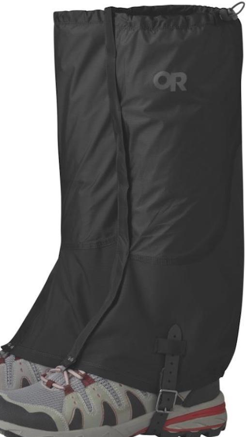 Outdoor Research Helium Women's Boot Gaiters, M Black