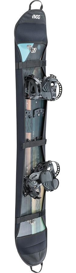 Evoc Elastic Neoprene Snowboard Cover, M/L - 170cm Black