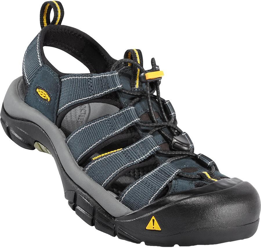 Keen Newport H2 Walking Sandals, UK 7 Navy/Medium Grey