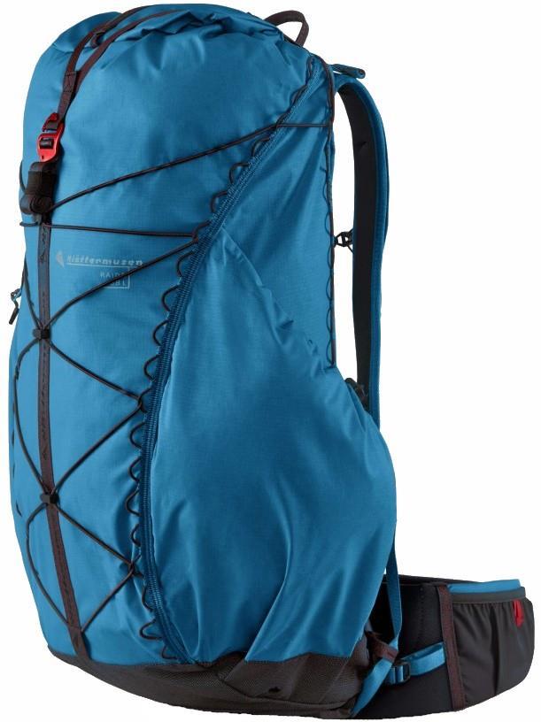 Klattermusen Raido 38 Trekking Backpack, 38L Blue Sapphire