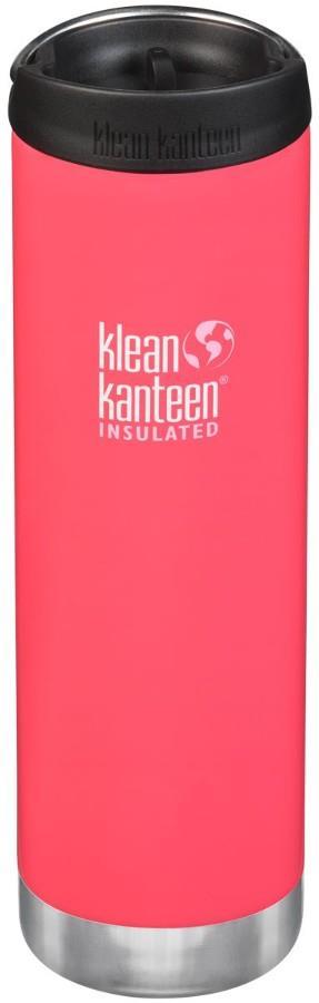 Klean Kanteen Insulated TKWide Water Bottle Cafe Cap Melon Punch