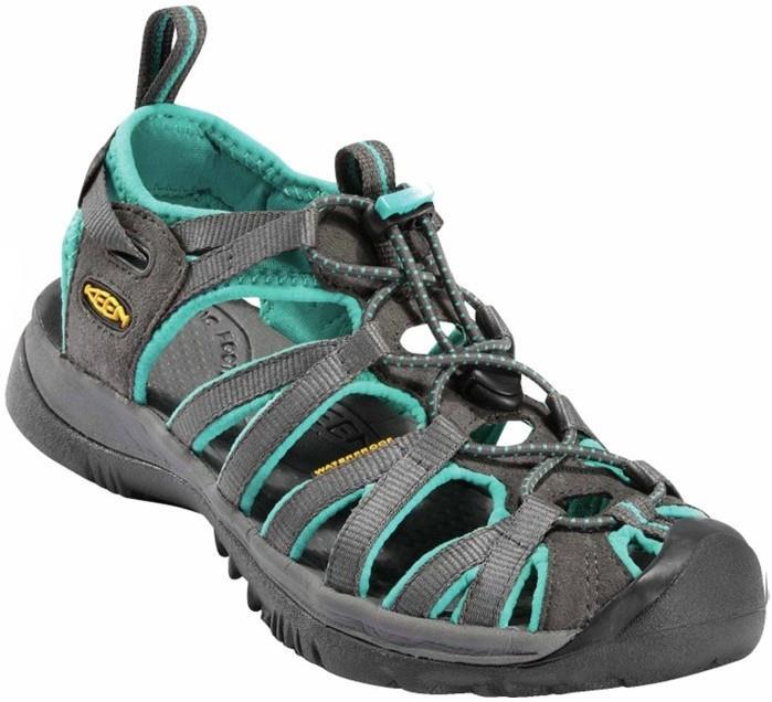 Keen Whisper Women's Walking Sandals, UK 8 Dark Shadow/Ceramic