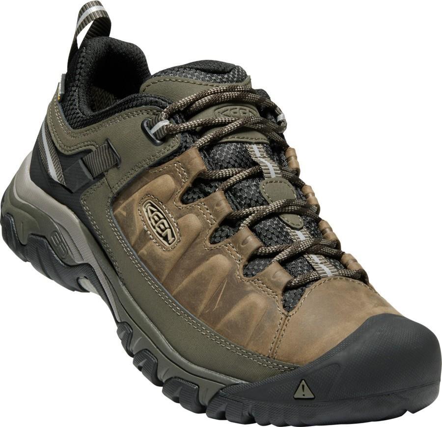 Keen Targhee III Waterproof Hiking Shoes, UK 10 Bungee Cord/Black
