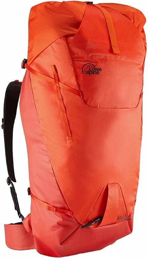 Lowe Alpine Uprise 40:50 Climbing Backpack, Fire