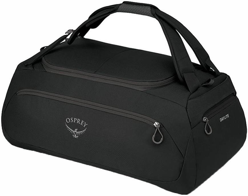 Osprey Daylite Duffel Travel Bag, 60L Black