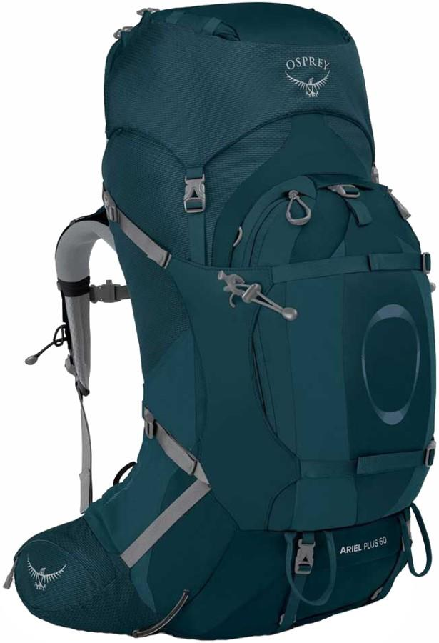Osprey Ariel Plus 60 Women's M/L Backpack, 60L Night Jungle