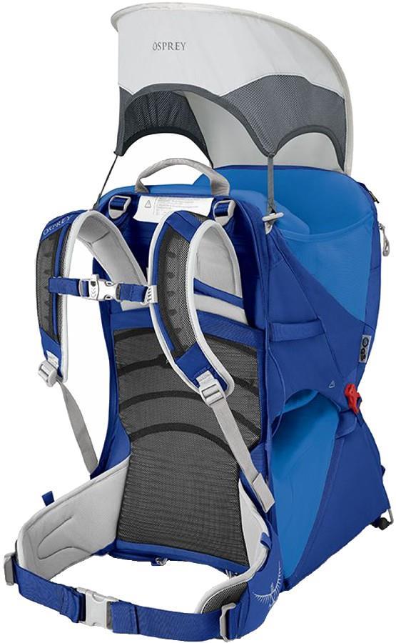 Osprey Poco LT TÜV GS Child Carrier Backpack, O/S Blue Sky