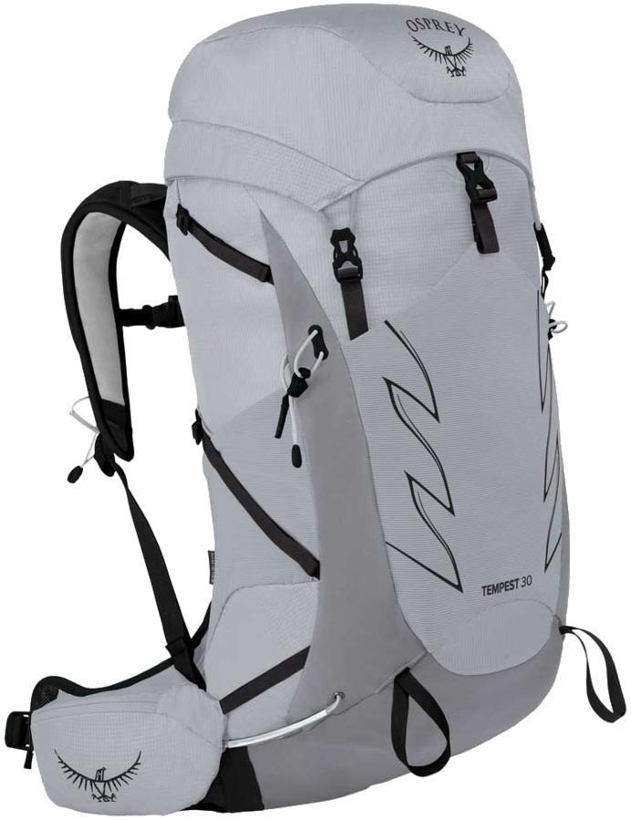 Osprey Tempest 30 Womens XS/S Multi-activity Backpack, 28L Aluminium