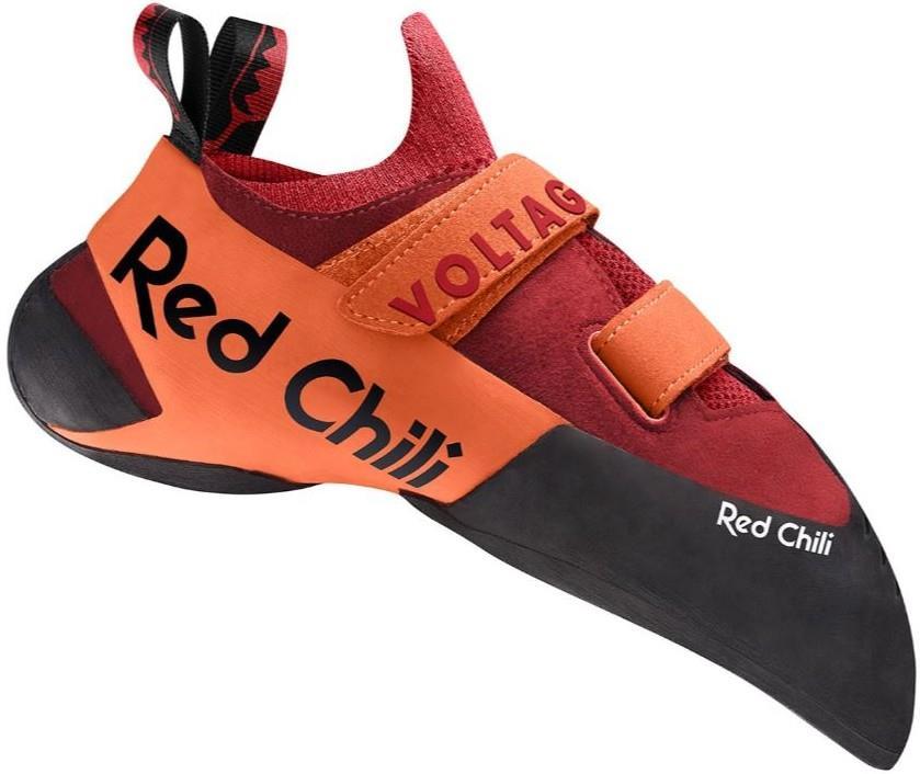 Red Chili Adult Unisex Voltage Ii Rock Climbing Shoe, Uk 5 | Eu 38 Orange