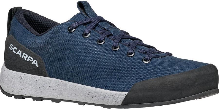Scarpa Spirit Approach/Walking Shoes, UK 8, EU 42 Blue/Grey