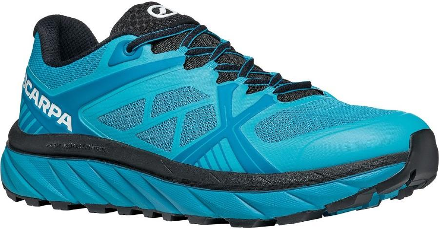 Scarpa Spin Infinity Trail Running Shoe, UK 11 3/4, EU 47 Azure