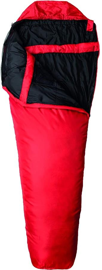 Snugpak Travelpak 1 Ultralight Sleeping Bag, Regular Flame LH Zip