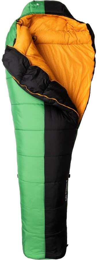 Snugpak Softie Expansion 5 LH Zip Winter Sleeping Bag, Regular