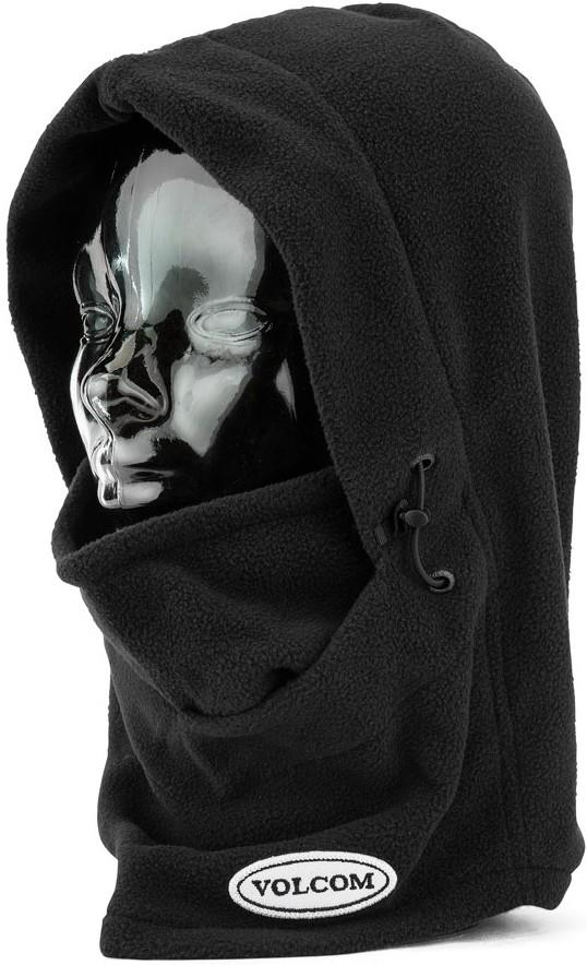 Volcom Adult Unisex Travelin Hood Thingy Snowboard/Ski Face Hood, O/S Black