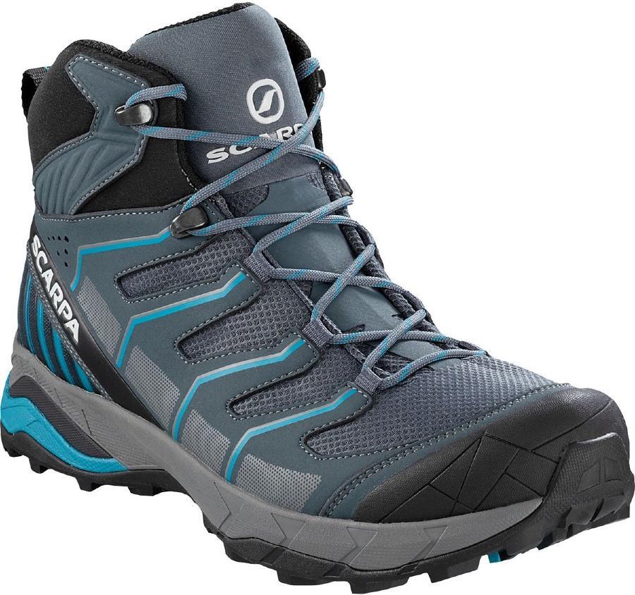 Scarpa Adult Unisex Maverick Gtx Mid Hiking Boots, Uk 11, Eu 46 Iron Grey