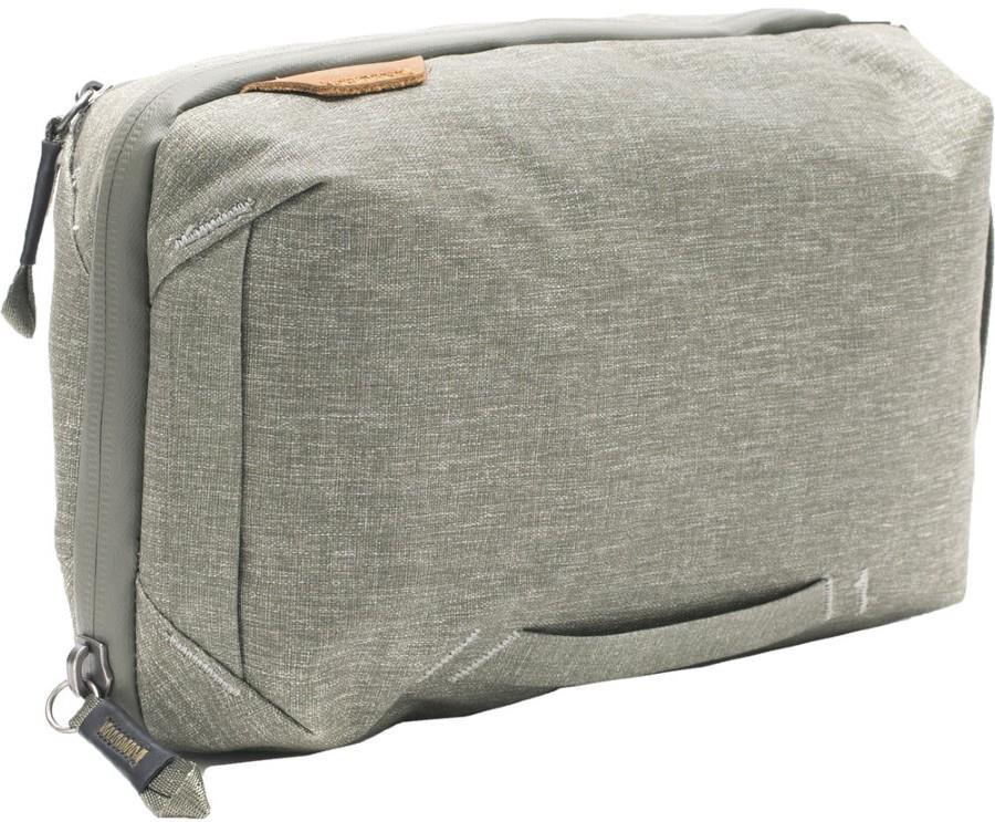 Peak Design Tech Pouch Travel Orangisation Packing Bag, 2L Sage