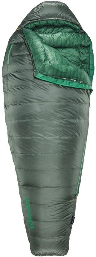 ThermaRest Questar 32 Lightweight Down Sleeping Bag, Long Balsam