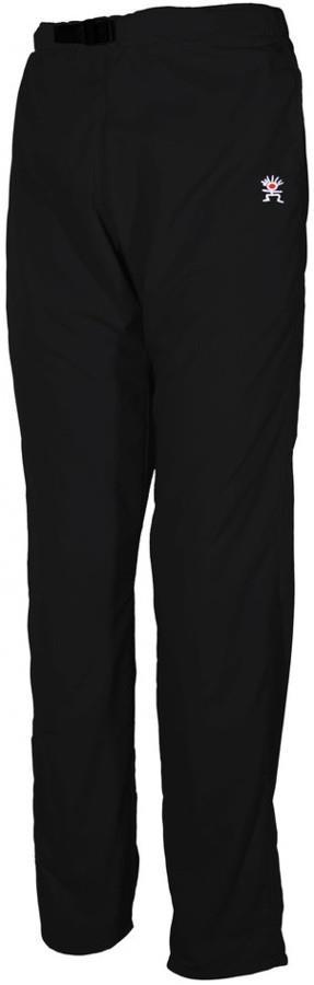 "Troll Omni Pants Quick Drying Climbing Trousers L - Waist 34"" Black"